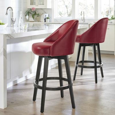 Remarkable Isaac Swivel Bar Counter Stool Ibusinesslaw Wood Chair Design Ideas Ibusinesslaworg