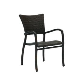 Skye Arm Chair with Cushion by Summer Classics