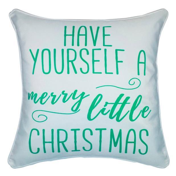 When Is Little Christmas.Merry Little Christmas Pillow Grandin Road