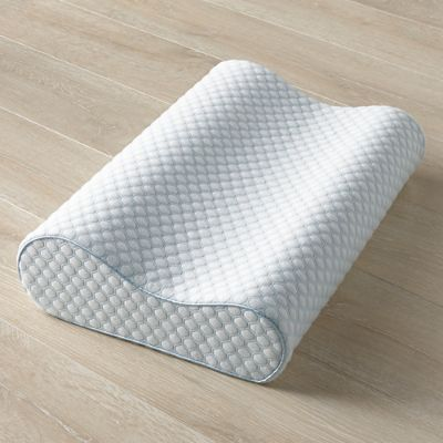 Sensor Foam Gel Infused Contour Pillow Grandin Road