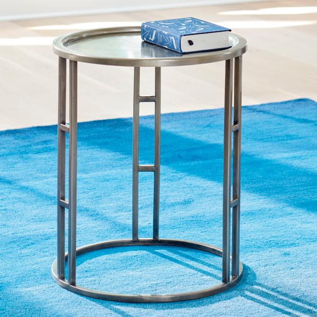 Compass Side Table Grandin Road