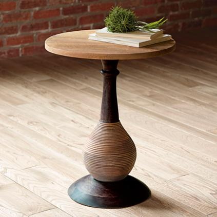 Onion Natural Wood Table