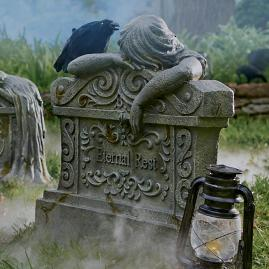 Lady Tombstones