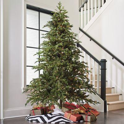 Majestic Fraser Fir Artificial Christmas Tree Grandin Road