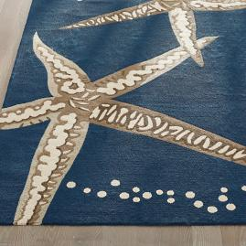 Starfish Outdoor Rug Collection