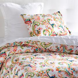 Freesia Duvet Cover and Shams