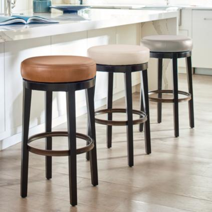 Jack Swivel Bar Amp Counter Stool Grandin Road