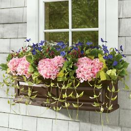 ideas for flower vase fillers with natural green flower.htm haley white hydrangea wreath grandin road  haley white hydrangea wreath grandin road
