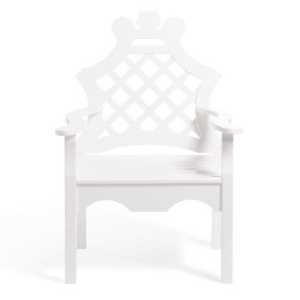 Luciana Crown Chair - Luciana Crown Chair Grandin Road