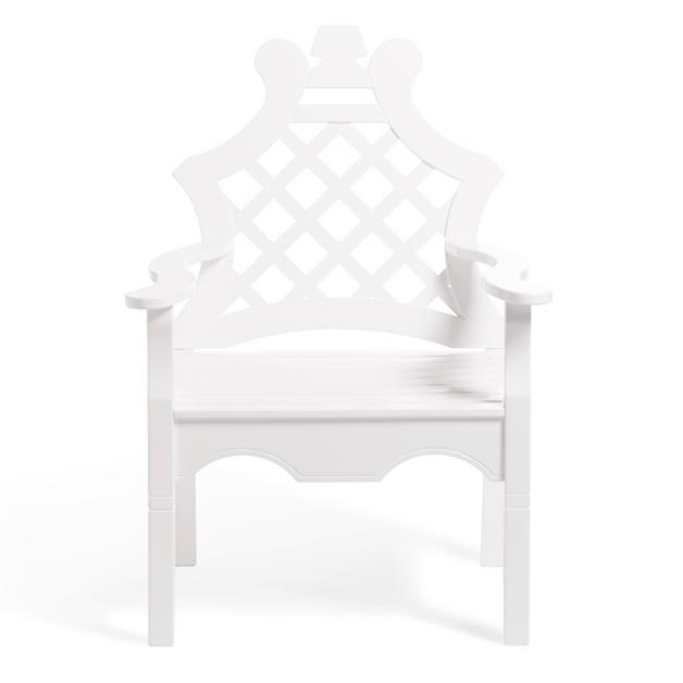 - Luciana Crown Chair Grandin Road