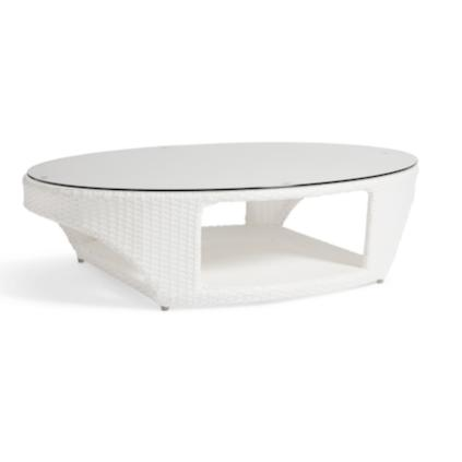 Angela Coffee Table In White Grandin Road - Angela coffee table