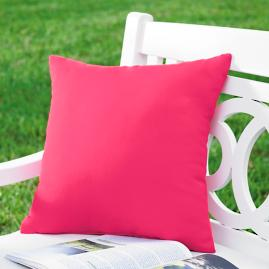 Hot Pink Outdoor Pillows