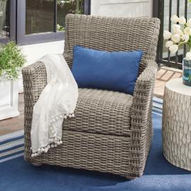 Simsbury Outdoor Lounge Chair