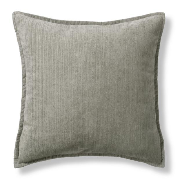Outdoor Velvet Throw Pillow