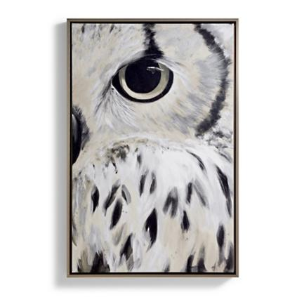 Olsen Owl Wall Art II | Grandin Road on