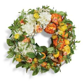 Citrus Floral Greenery Collection