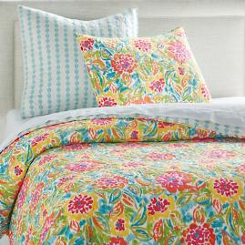 Sunkissed Quilt and Shams