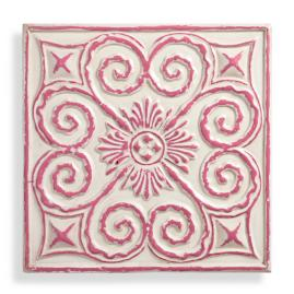 Eloise Metal Wall Decor