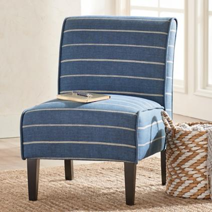 Delany Slipper Chair & Delany Slipper Chair | Grandin Road