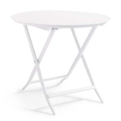 Elaine Folding Bistro Table - Elaine Folding Bistro Table Grandin Road