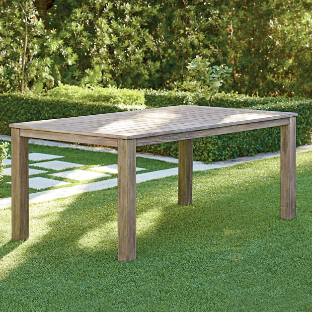 Maxwell Outdoor Dining Table - Maxwell Outdoor Dining Table Grandin Road