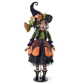 Katherine's Collection Beatrix Witch Doll