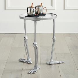 Skeleton Leg Side Table