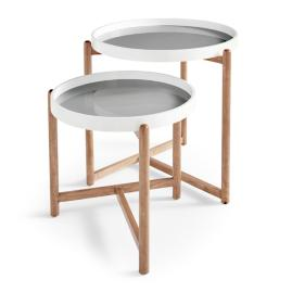 Nobis Nesting Table, Set of Two