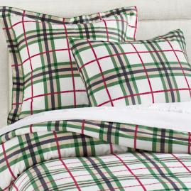 Maguire Plaid Bedding Collection