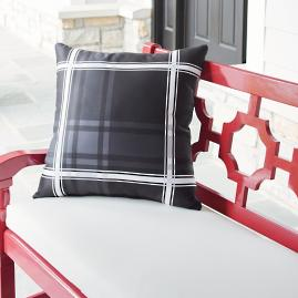 Camden Outdoor Square Pillow