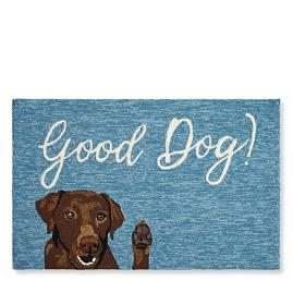 Friendly Dog Mat - Good Dog
