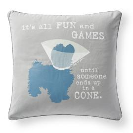 Fun and Games Pillow Collection
