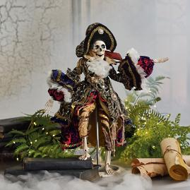 Mark Roberts Mrs. Pirate Skeleton