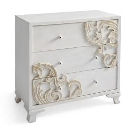 Carmody Carved Chest