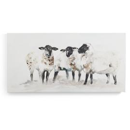 Herding Sheep Wall Art