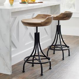 Rexon Swivel Stool
