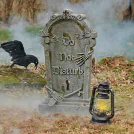 Do Not Disturb Gravestone