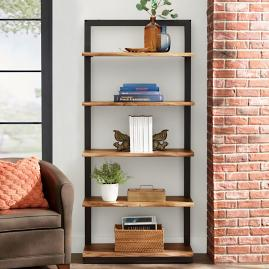 Arlington Sheesham Bookcase