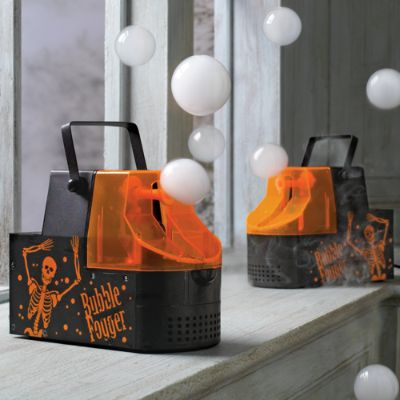 halloween fogger bubble machine grandin road. Black Bedroom Furniture Sets. Home Design Ideas