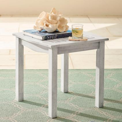 Yorkshire Outdoor Side Table - Yorkshire Outdoor Side Table Grandin Road