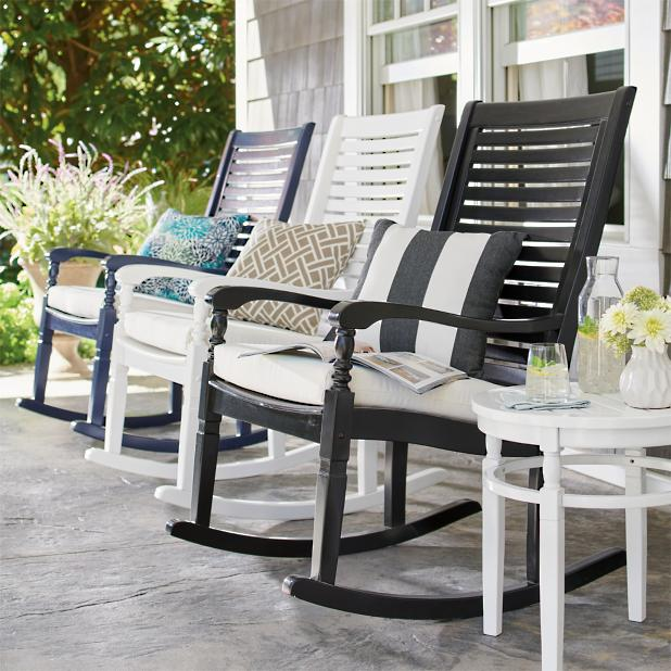 Astonishing Nantucket Rocking Chair Gamerscity Chair Design For Home Gamerscityorg