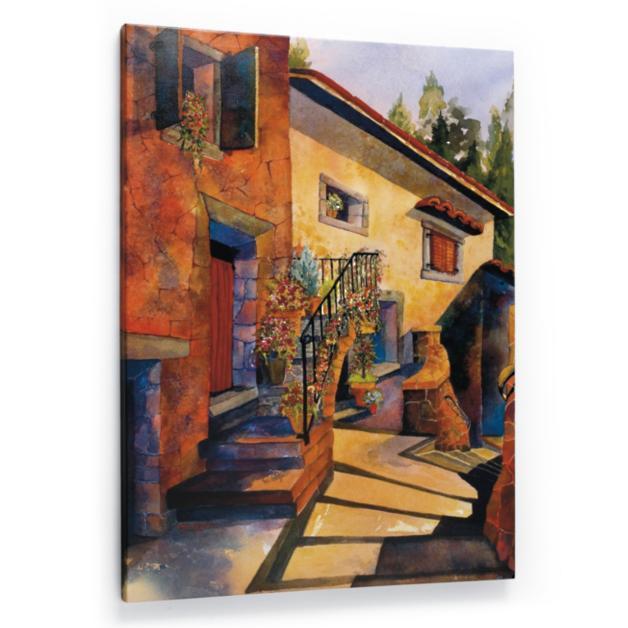 Tuscan Outdoor Wall Art Grandin Road