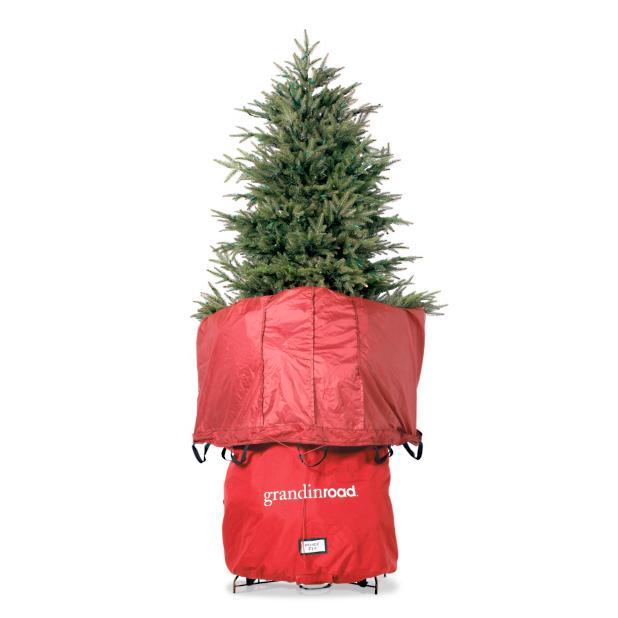 Christmas Tree Storage.Upright Standard Tree Storage