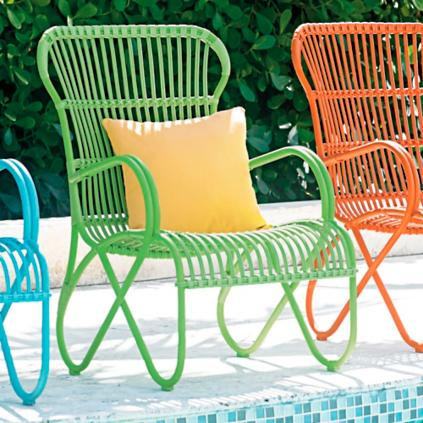 Rizza Outdoor Chair - Rizza Outdoor Chair Grandin Road