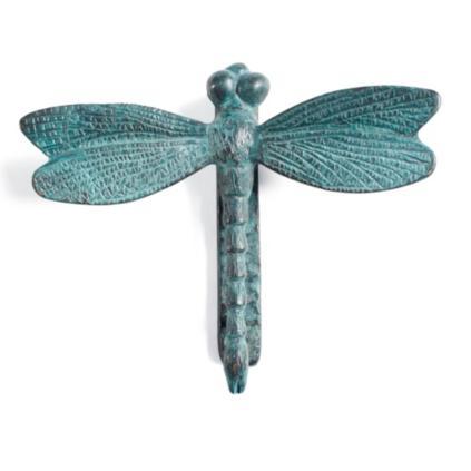 Superieur Dragonfly Door Knocker