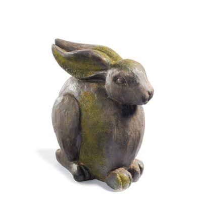 14 1 2 Quot Sitting Garden Bunny Grandin Road