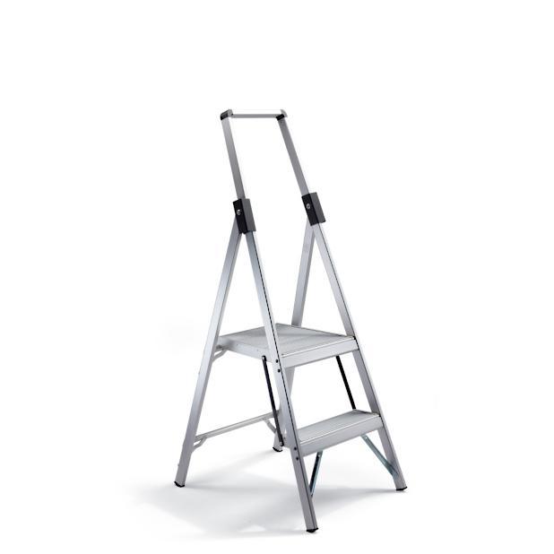 Amazing Slim Profile Ladder 2 Step Grandin Road Evergreenethics Interior Chair Design Evergreenethicsorg
