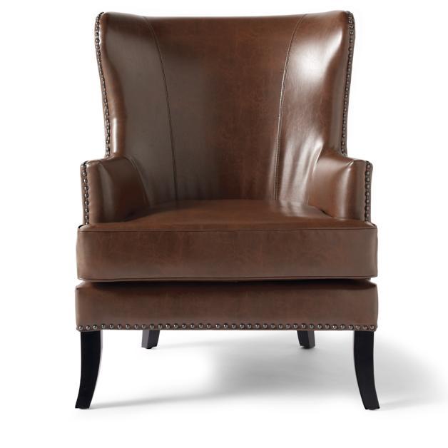 Jordan Wing Chair | Grandin Road