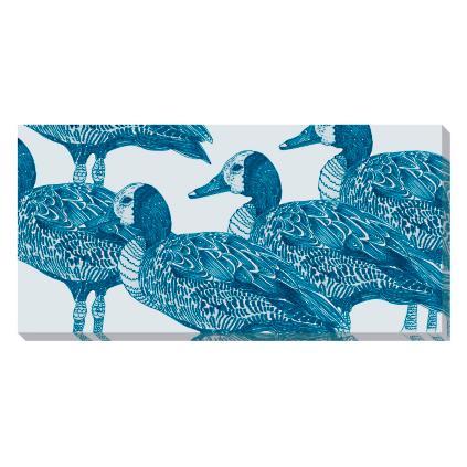 Blue Ducks Wall Art | Grandin Road