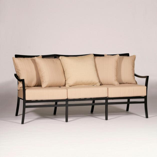 Davenport Sofa With Cushions